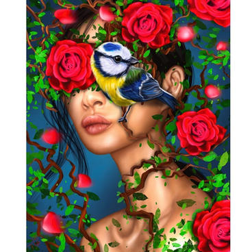 "Frida Pini ""Sleeping Beauty"""