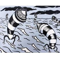 "Courtney Treglia ""When the Pendulum flows, where does the Lighthouse go?"""