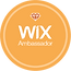 logo wix embajador, wix embajadores, wix mdm, wix motor de marketing