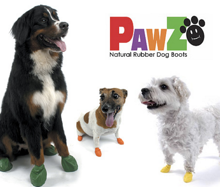 Paws: zapatos biodegradables de la mejor calidad para proteger las patitas de tu mascota.