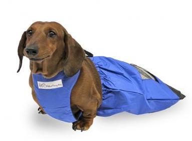Bolsa de arrastre de medidas S, M y L para evitar que tu mascota de dañe y facilitarle asi el desplazamiento.
