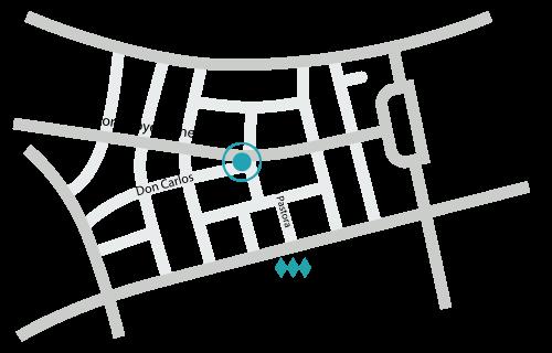 Testanova Testa Nova mapa
