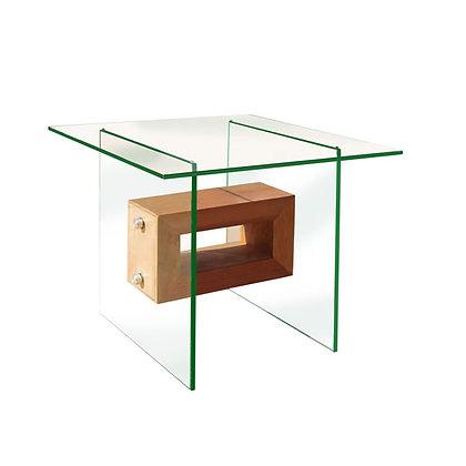 Mesa Comedor Italia 150x150 cm.