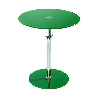 Mesa Lateral Cristal Verde