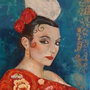 """""""Le flamenco ne résout pas la guerre mais il peut aider à garder la tête haute"""""""