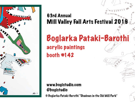 MILL VALLEY FALL ARTS FESTIVAL