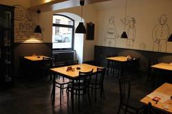Restaurace, Návrh, 3D, Vizualizace,