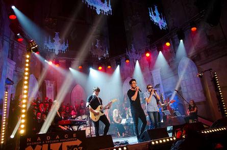 Koncert Světlo pro Světlušku