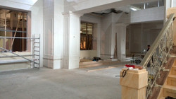 Ohnivý kuře, Atelier, Set, Architekt