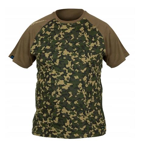 Shimano Koszulka Tribal Tactical Wear Camo XL