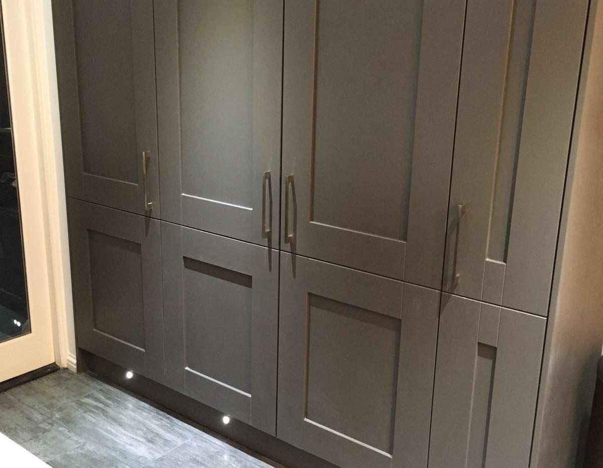 Painted Shaker Kitchen East Kilbride 4