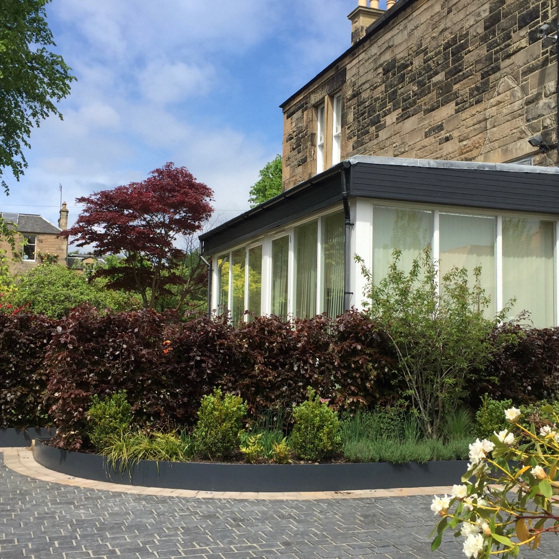 New Drive New Garden Edinburgh