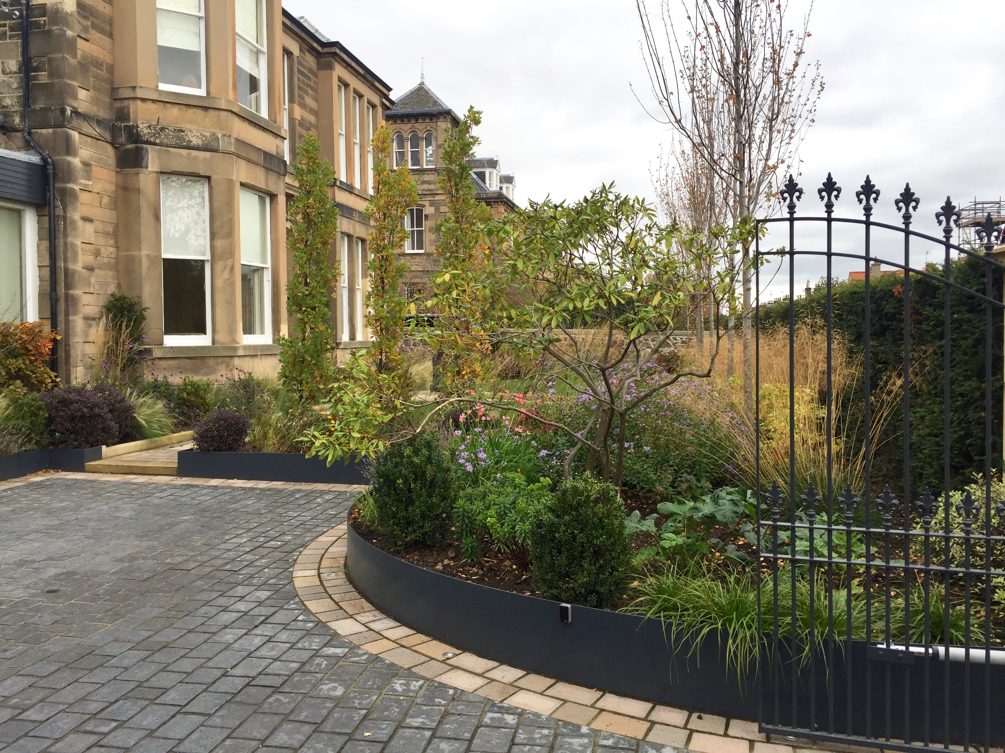 New Drive New Garden Edinburgh