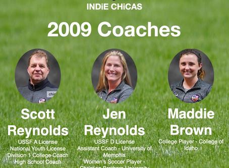 2009 Coaches