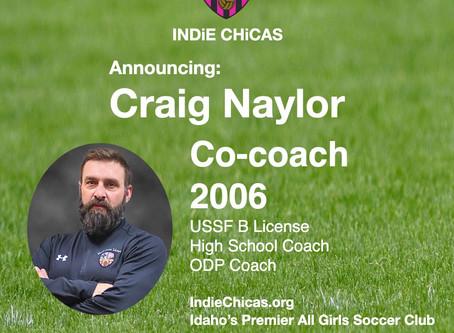 Craig Naylor, Coach 2006