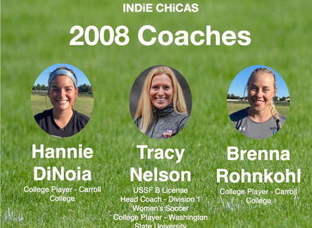 2008 Coaches