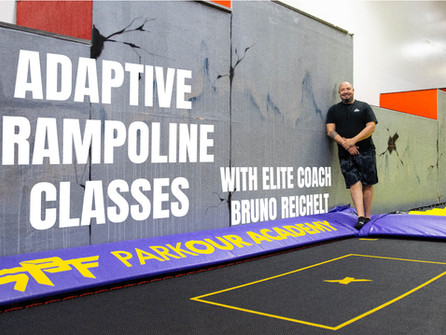 New Adaptive Class Times Added!