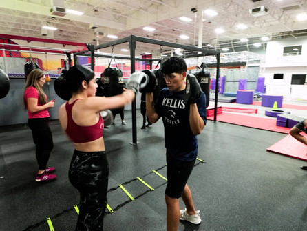 Free Boxing Clinic March 16th