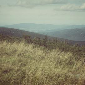 Praděd Mountain: Blood, Sweat and Tears.