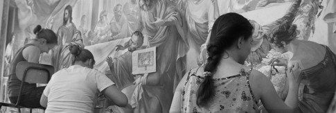 роспись Рим