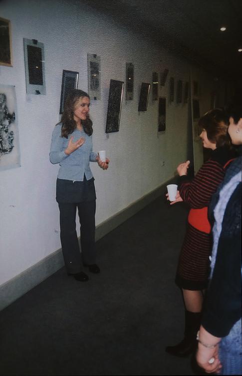 первая выставка