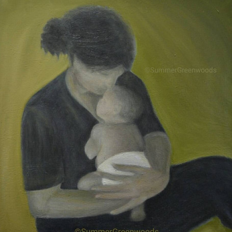 Mother/newborn private collection