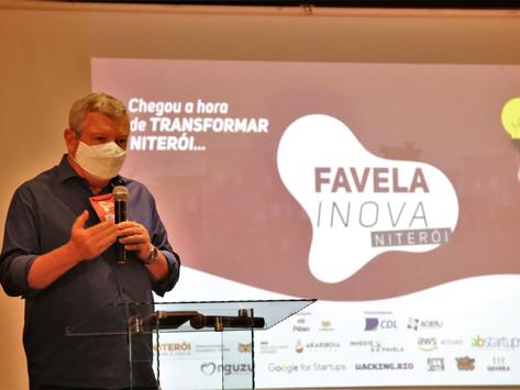 Favela Inova vai apoiar empreendedorismo jovem em Niterói