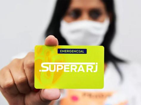 Mais de 1,5 mil pessoas faltam buscar o cartão Supera RJ