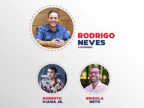Despolarizando: Rodrigo Neves é o convidado desta sexta (27/8)