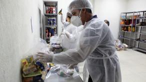 Cestas básicas: nova entrega na próxima semana em Niterói