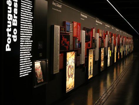 Museu da Língua Portuguesa reabre hoje (1/8) ao público