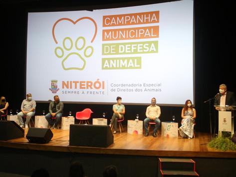 Niterói promove Semana Municipal de Proteção Animal