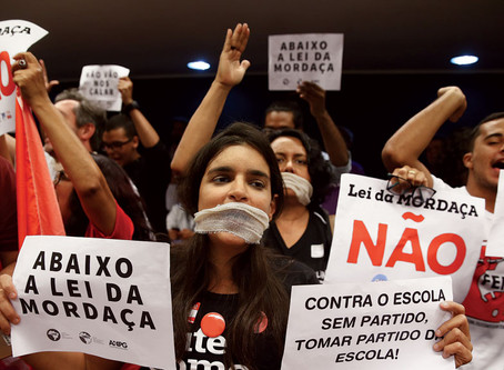 STF derruba Escola Sem Partido em Alagoas