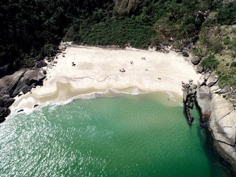 Praia do Sossego em Niterói recebe 'Bandeira Azul'