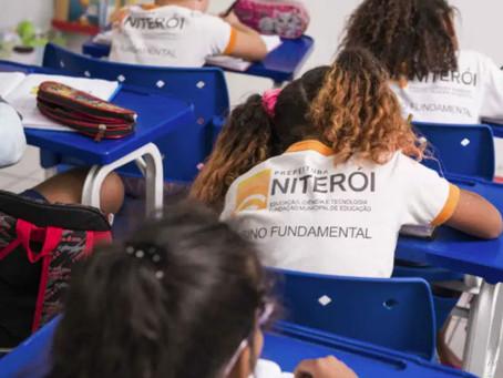 Niterói autoriza a volta às aulas em todos os níveis