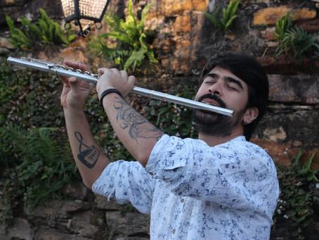 Choro da Confraria faz show virtual na Sala Nelson Pereira dos Santos