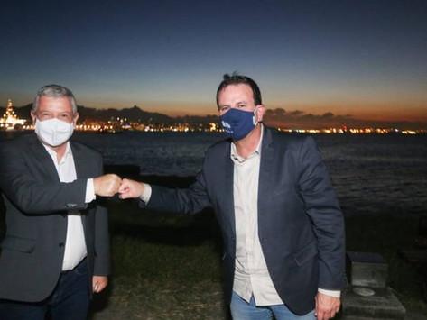 Rio e Niterói fecham agenda única para o clima