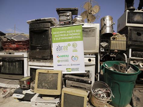 Rio ganha ponto de descarte de eletroeletrônicos