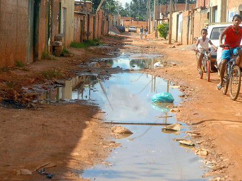 Falta de saneamento custa R$ 108 milhões em hospitalizações no Brasil
