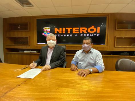 Niterói assina termo de cooperação com ONU-Habitat