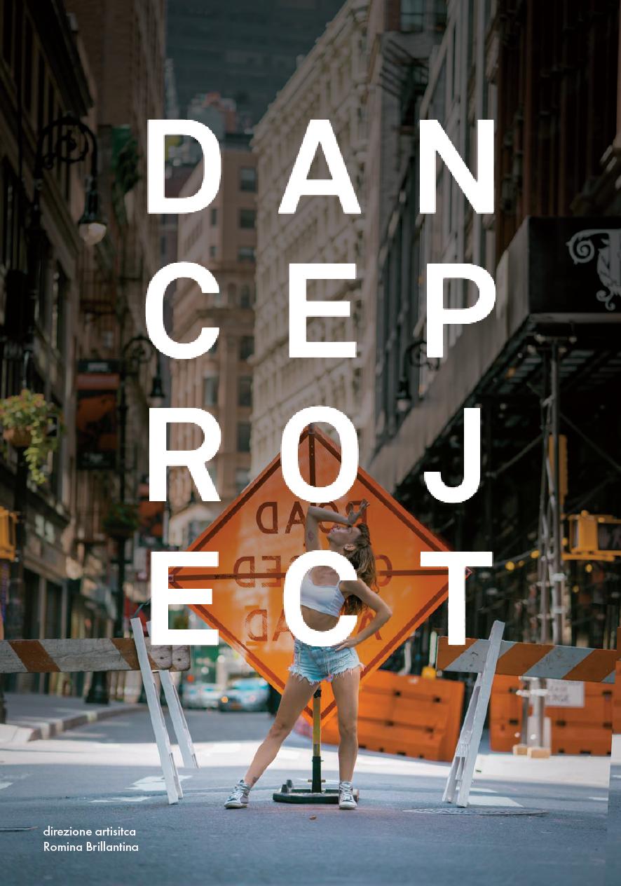 Dance Project - front