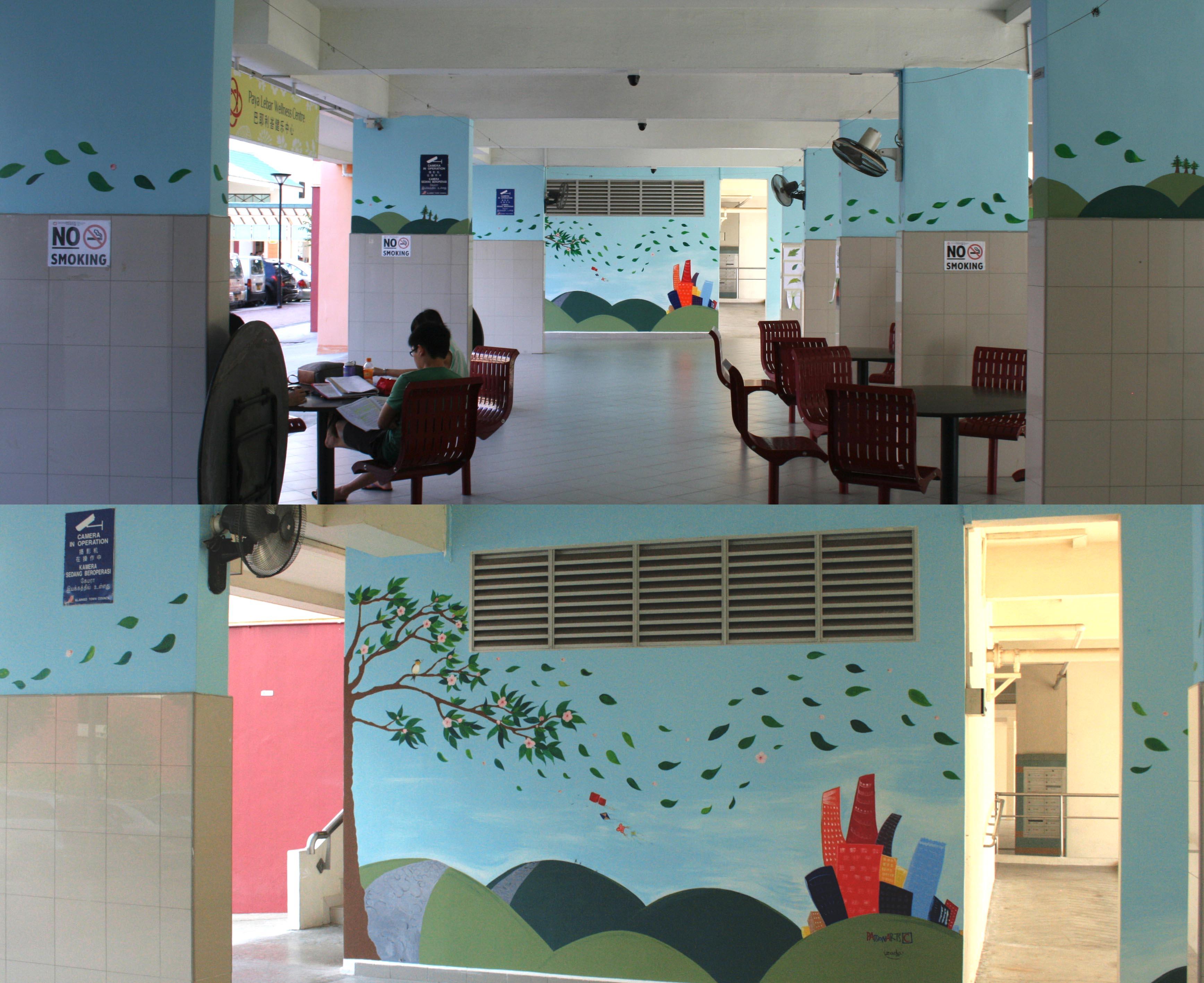 Community Based Project - Singapore