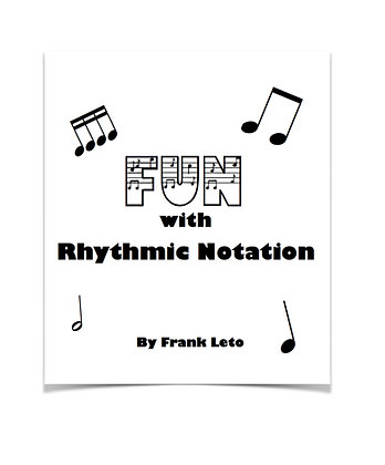 Fun with Rhythmic Notation Packet (NEW!)