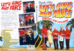 Let's Sing and Dance DVD
