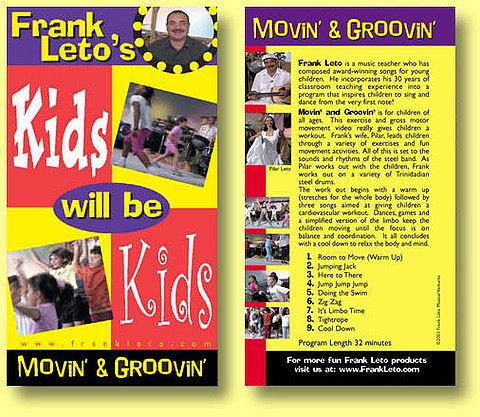 Movin' & Groovin' DVD