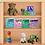 Thumbnail: Children's Book Series (4 Board Books)
