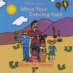 Move Your Dancing Feet CD
