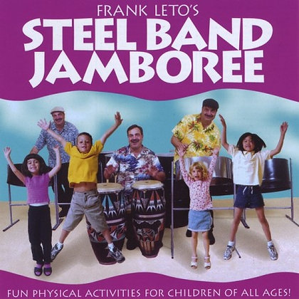 Steel Band Jamboree CD