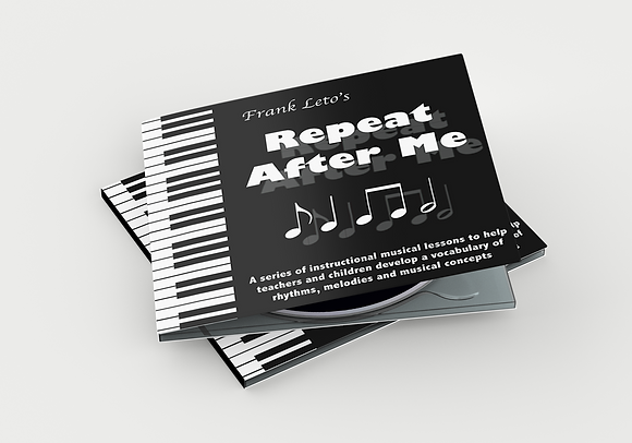 Repeat After Me CD
