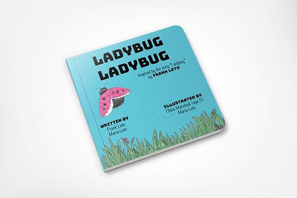 Ladybug Ladybug Children's Board Book
